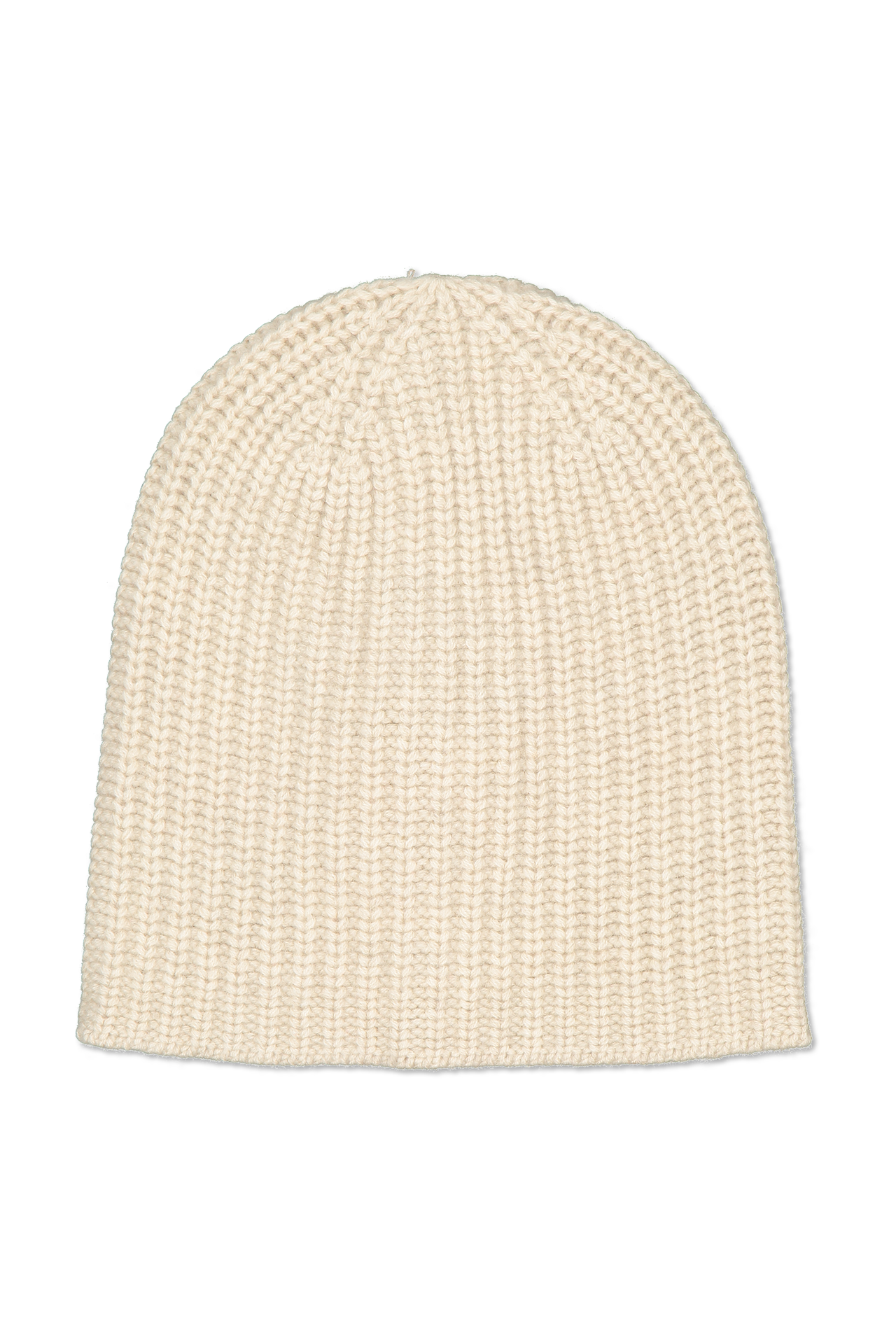 Image of Alex Mill Cashmere Solid Beanie Oatmeal