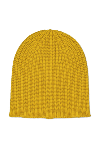 Image of Alex Mill Cashmere Solid Beanie Topaz