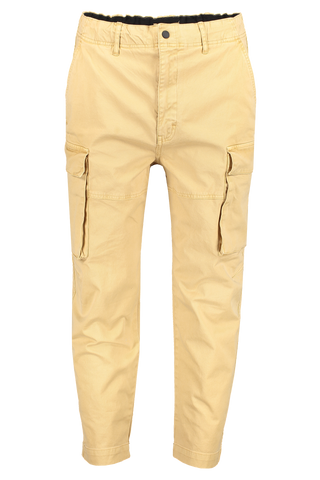 Front image of Alex Mill Men's City Cargo Pant Light Khaki