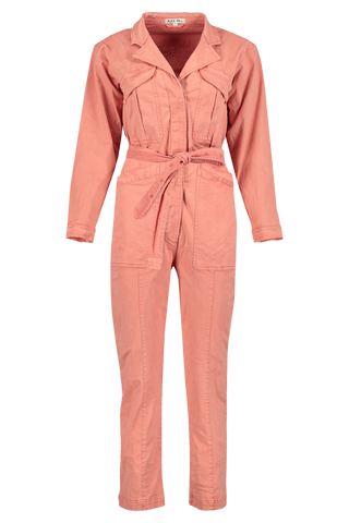Front image of Alex Mill Women's Expedition Jumpsuit