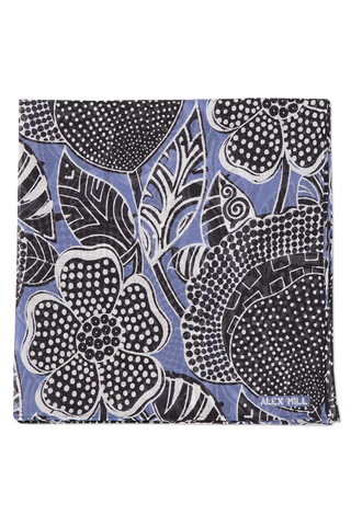 Front image of Alex Mill Women's Hutu Floral Bandana