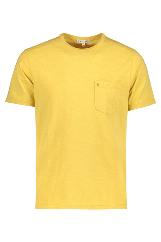 Men's Standard Slub Cotton Tee Honey