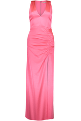 Diana Racerback Maxi Gown