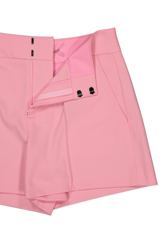 Dylan Pintuck Short Electric Pink