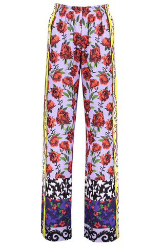 Front Image Of Elba Full Length Pant Floral