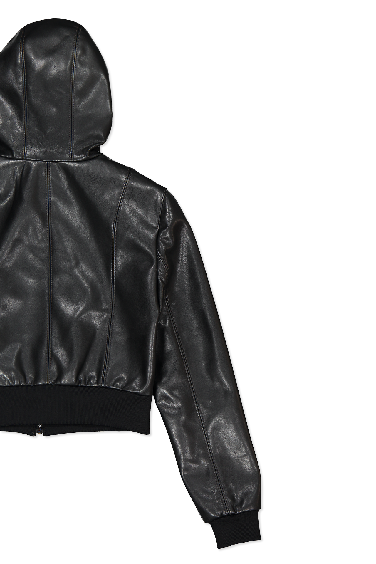 Paulie Vegan Leather Jacket