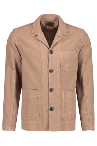 Front view image of Altea Cotton Moleskin Jacket