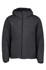 Front view image of Arc'teryx Veilance Men's Anneal Black Down Jacket Black