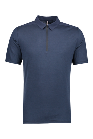 Frame Short Sleeve Polo