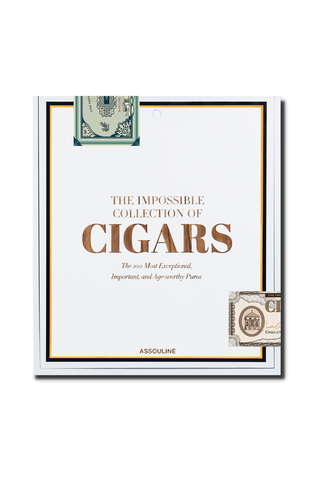 The Impossible Collection Of Cigars