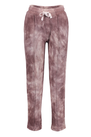 French Terry Tie Dye Pant
