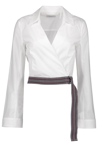 Front image of Baldwin Liv Blouse