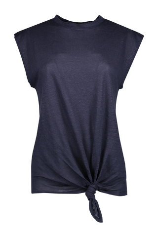 Front Image Sage Top