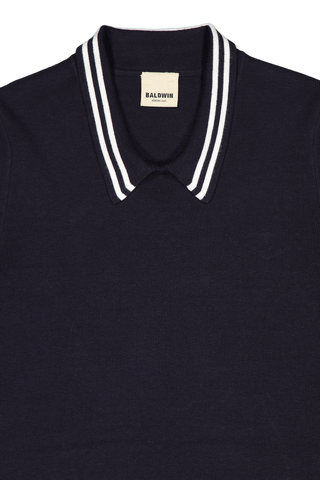 SS TAVI POLO NAVY/WHITE