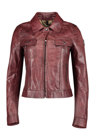 Women's Lola Leather Jacket