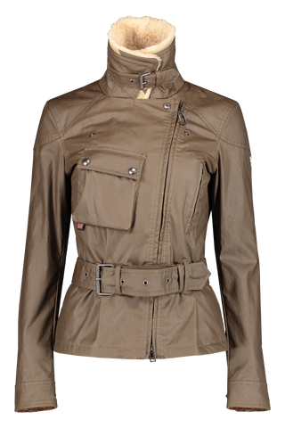 Front image of Belstaff Women's Sammy Miller Jacket