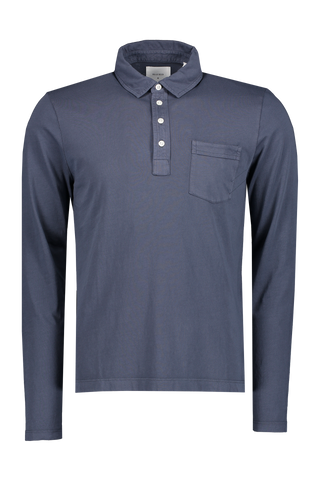 Long Sleeve Pensacola Polo