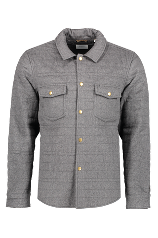 Front view image of Billy Reid Michael Shirt Jacket