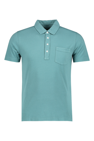 Pensacola Polo Sea Blue