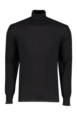 Men's Giorno Turtleneck Sweater Black