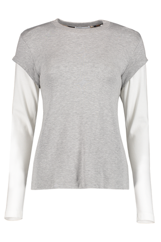 Front image of BLDWN Women's Lauren Top