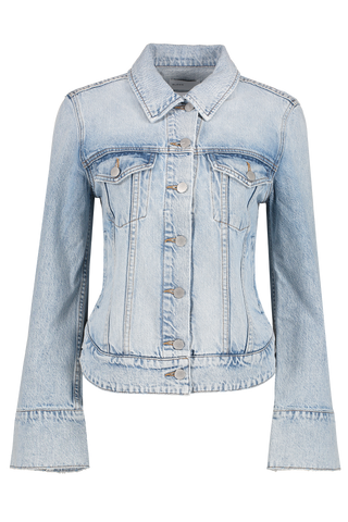 Front image of BLDWN Women's Rowan Denim Jacket