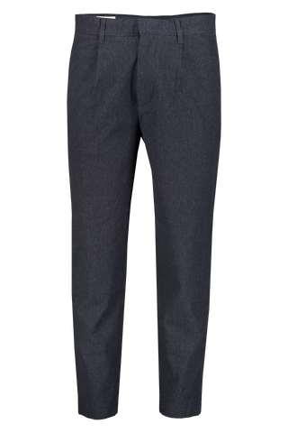Front view image of BLDWN Men's Sato Trouser Navy