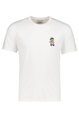 Front view image of Bricktown Luigi T-Shirt