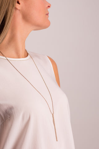 Monili Necklace Platino