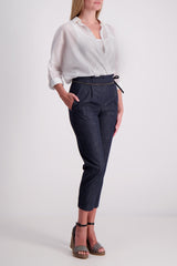 DENIM TROUSER MONILI DARK WASH