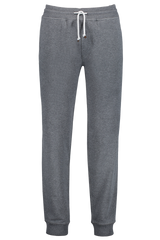Front image Brunello Cucinelli Men's Banded Sweatpant Charcoal
