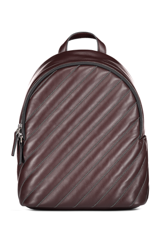 Front detail view image of Brunello Cucinelli Women's Monili Backpack