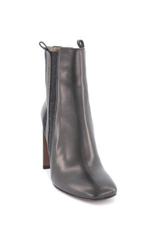 Front angled view image of Brunello Cucinelli Women's Monili Boot
