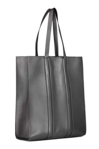 Angled side view image of Brunello Cucinelli Women's Monili Tote