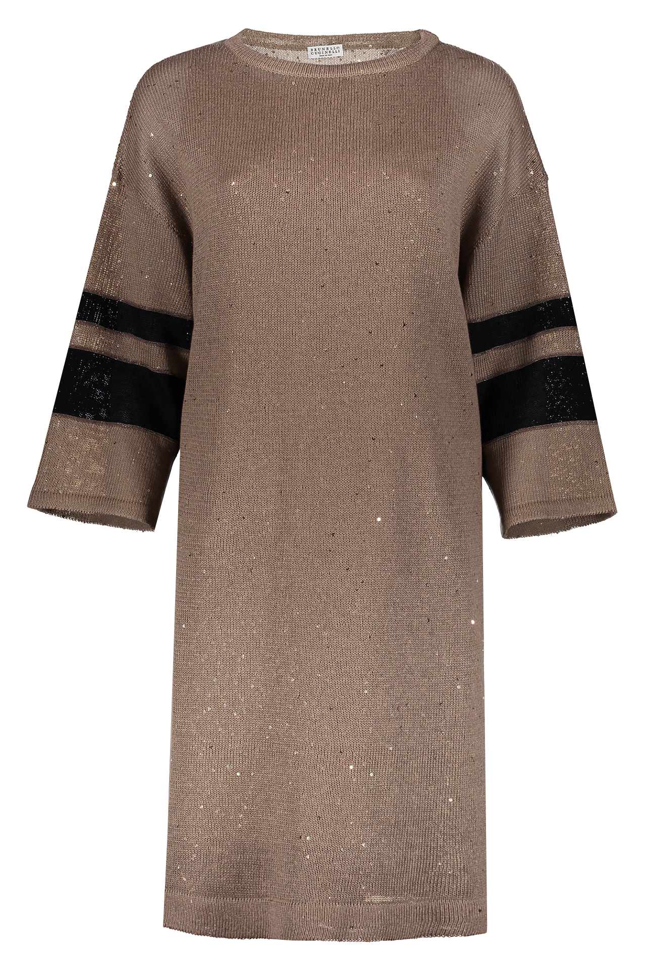 LS MONILI DRESS NUTMEG