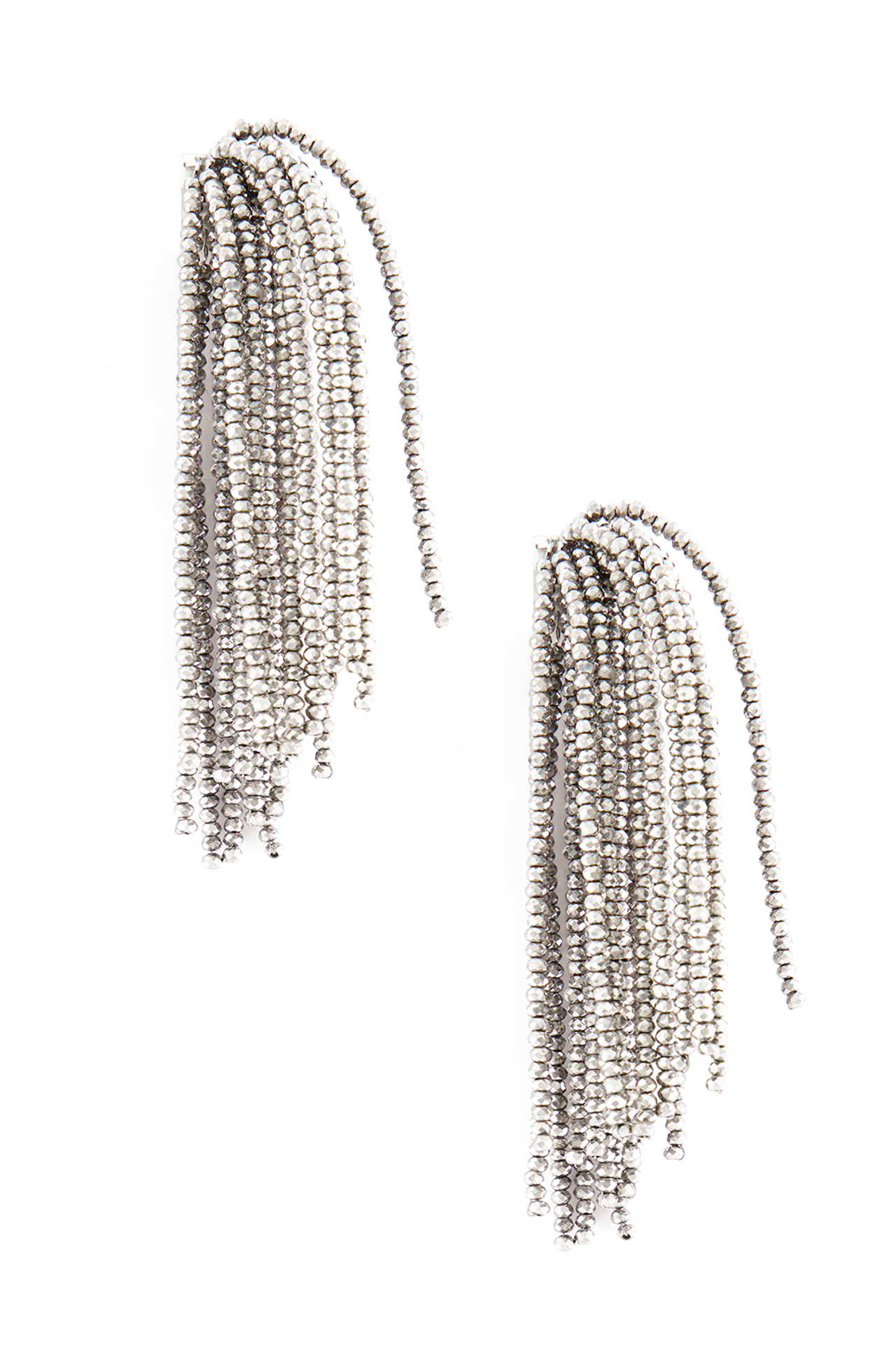 Front view image of Brunello Cucinelli Women's Rutenio Earrings
