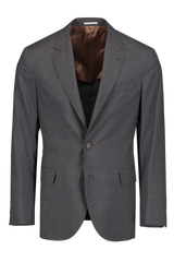 Wool Silk Travel Blazer