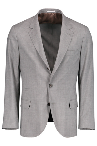 Front Image Stock Travel Blazer Grey