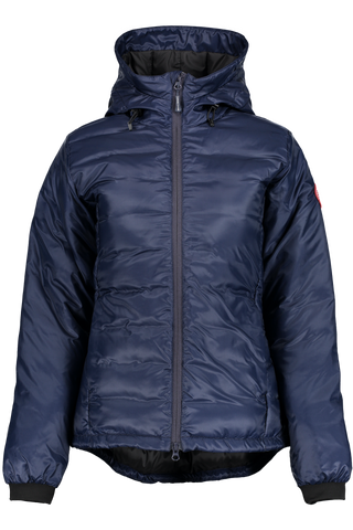 Women's Camp Hoody Jacket in Admiral Blue