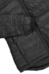 CAMP HOODY JACKET BLACK