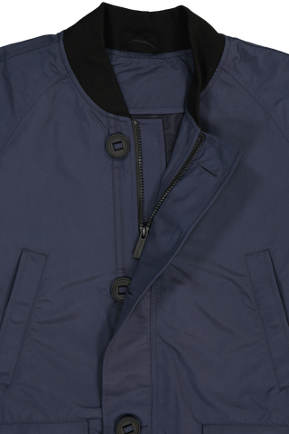 Neck Detail Faber Bomber