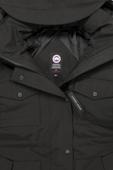 Women's Gabriola Parka In Black