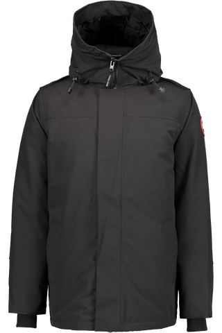 Men's Garibaldi 3-In-1 Parka In Black