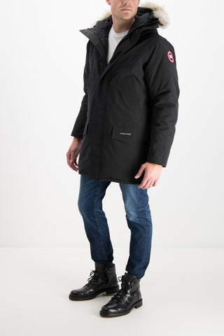 Men's Langford Parka In Black