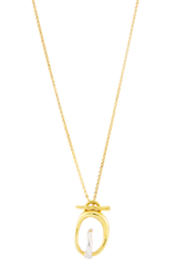 Image of Charlotte Chesnais Turtle Necklace
