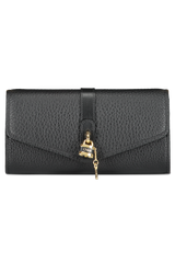 Front view image of Aby Crossbody Bag Black
