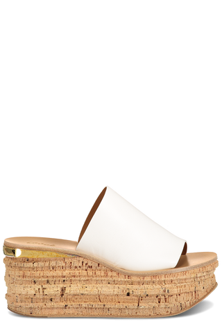 Camile Wedge Mule
