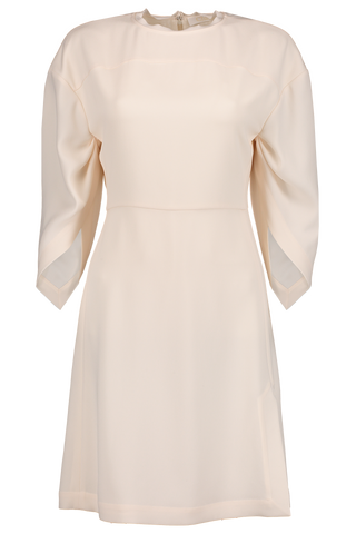 Front Image Cape Dress
