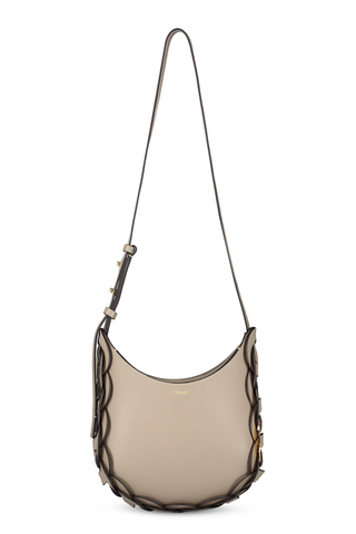 Darryl Small Hobo Bag Motty Grey