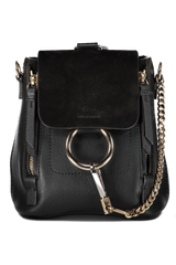 Faye Backpack Black
